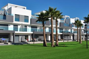 Top floor in Oasis Beach El Raso 10 Nº 076 in España Casas