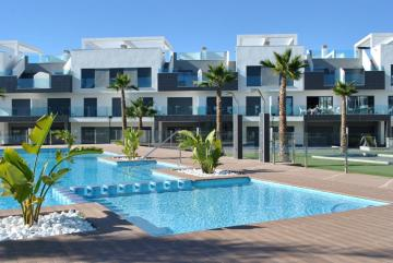 Appartement à Oasis Beach El Raso 12 Nº 152 on España Casas