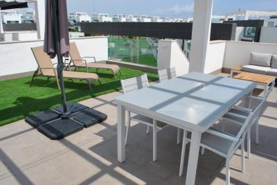 Penthouse appartement dans Oasis Beach El Raso 10 Nº 072 on España Casas