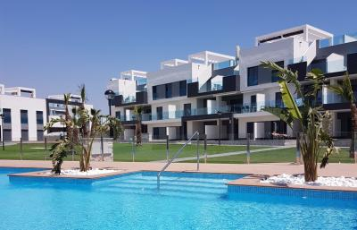 Penthouse appartement dans Oasis Beach El Raso 11 Nº 026 on España Casas